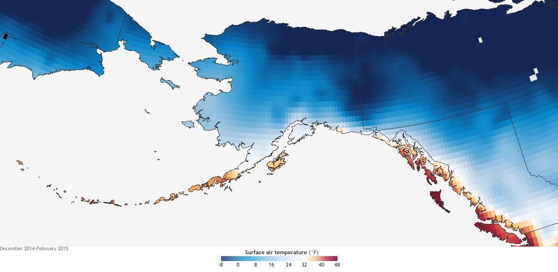 Winter In Alaska Noaa Climate Gov