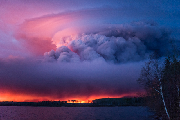 Fire, Fort McMurray, Canada, Wildfire, Forest fire