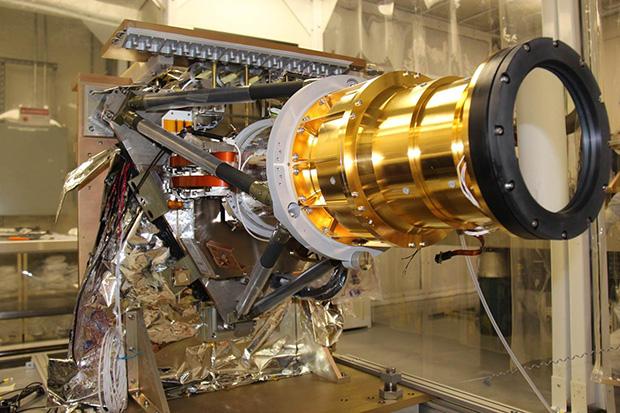 GOES-R Geostationary Lightning Mapper (GLM)