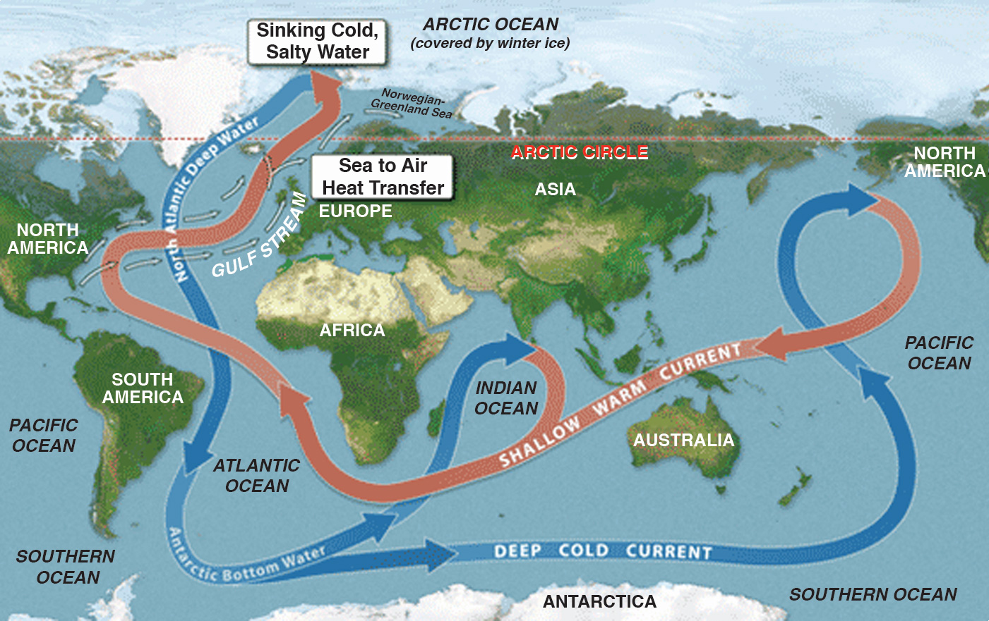 The day before yesterday: when abrupt climate change came ...