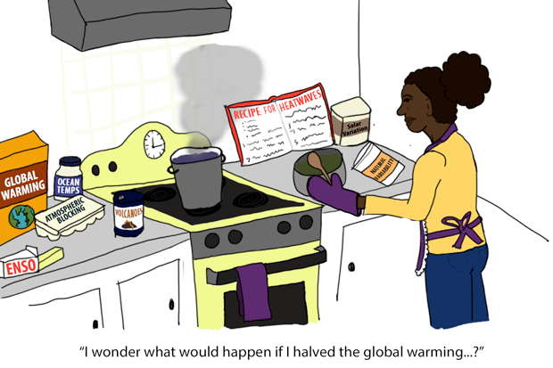 Extreme Event Attribution The Climate Versus Weather Blame Game - Map of the us hazards comic