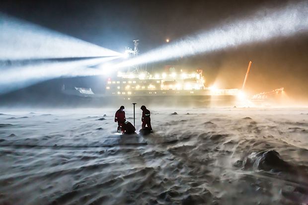 arctic, sea ice, study, MOSAiC