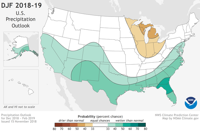 precipitation, winter, outlook