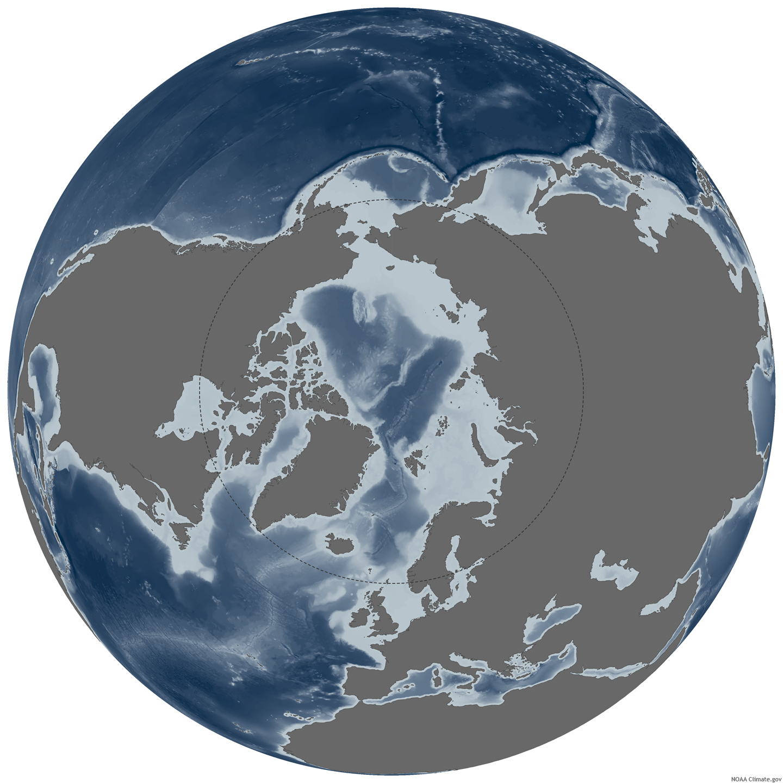 Polar Opposites the Arctic and Antarctic NOAA Climategov
