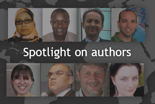 Spotlight on authors