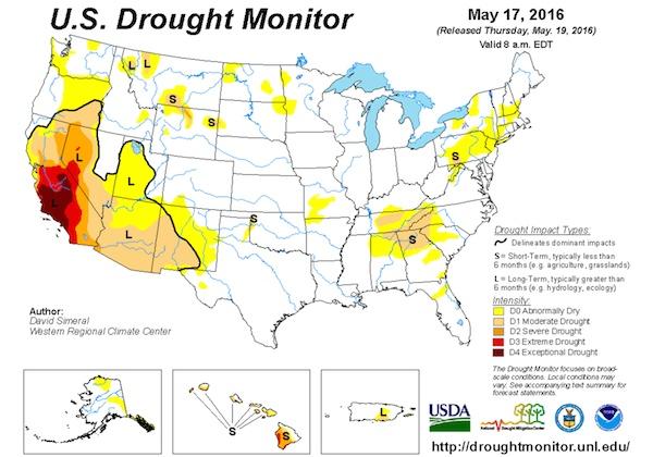USDA National Drought Mitigation Center Host PR USVI Drought