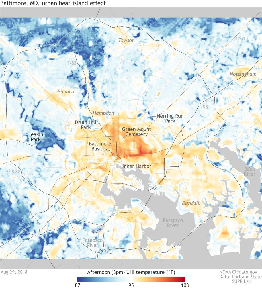 Detailed maps of urban heat island effects in Washington, DC ... on san marino map cities, andorra map cities, haiti map cities, europe map cities, nepal map cities, singapore map cities, americas map cities, netherlands map cities, alaska map cities, uganda map cities, cameroon map cities, philadelphia map cities, map of north carolina cities, paraguay map cities, ecuador map cities, northwest us map cities, czech republic map cities, albania map cities, map of canada cities, armenia map cities,