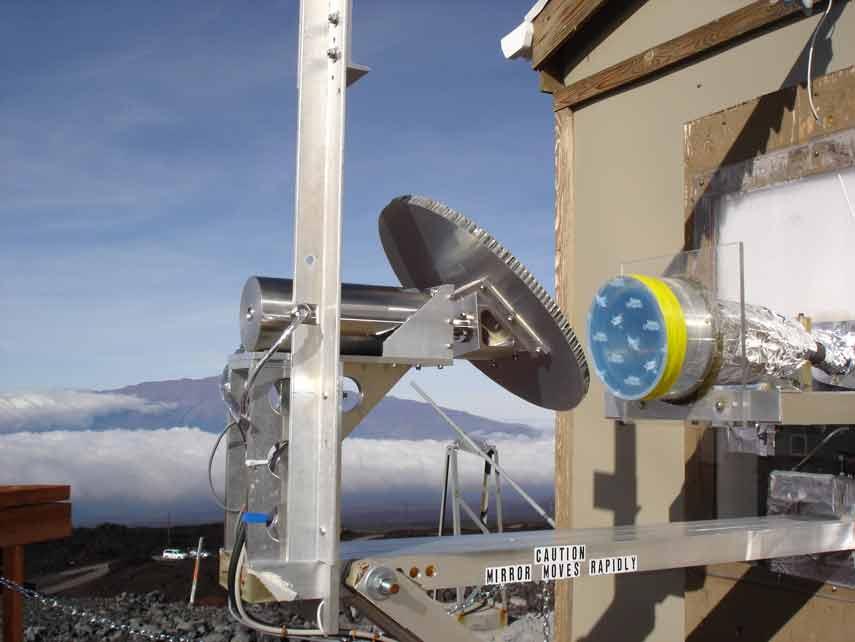 water vapor instrument