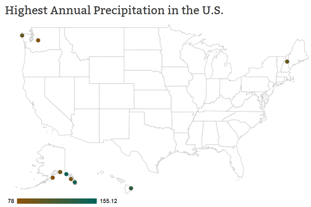 Back to the Basics: Precipitation Patterns | NOAA Climate.gov