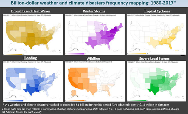 2017 U.S. billion-dollar weather and climate disasters: a ... Heat Map United States Flood on salem flood map, cuba flood map, wimberley flood map, san francisco bay area flood map, tarrant county flood map, water flood map, noah's flood map, peru flood map, san jose flood map, teton flood map, north port flood map, cascadia flood map, climate flood map, idaho flood map, costa rica flood map, local flood map, vermont flood map, kenner flood map, trinity river flood map, united states worst floods in history,