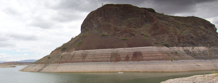 Photo of Elephant Butte Reservoir