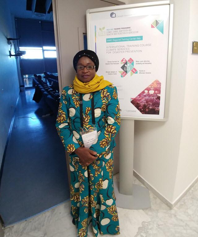 Ms. Fatou Sima