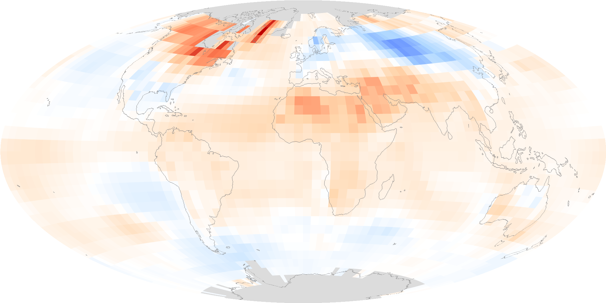 January-June 2010 Temperatures