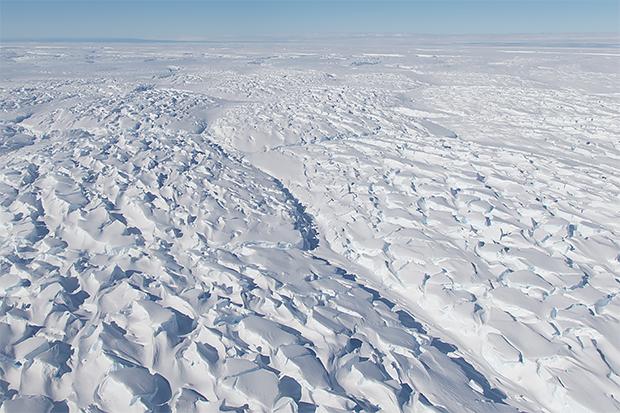 Lower Thwaites Glacier