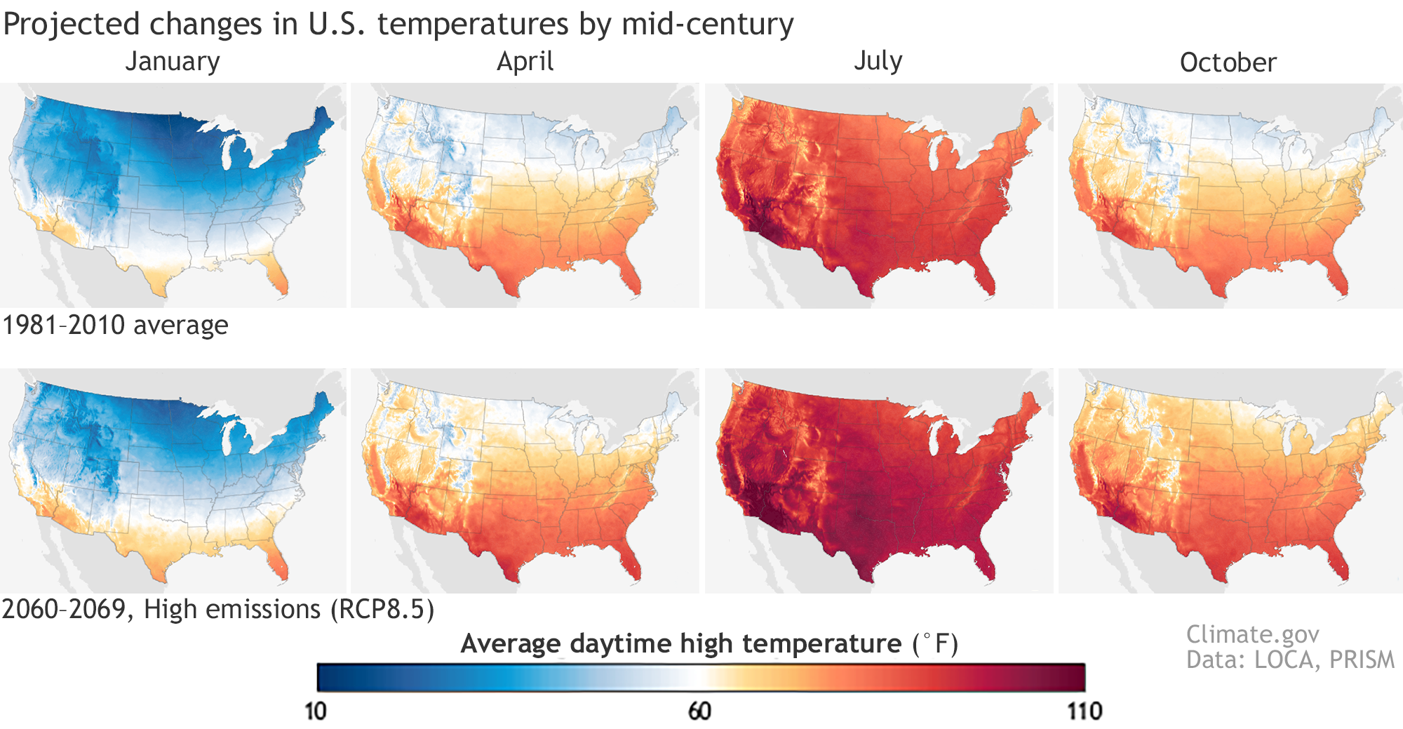 now v 2060s high 2000png rating select rating give new in data snapshots monthly maps of future us temperatures
