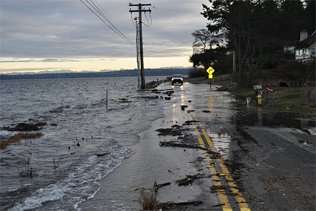 Extreme Event Attribution The Climate Versus Weather Blame Game - Weather seattle noaa