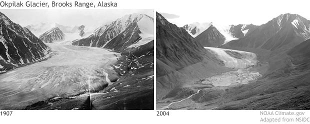 Okpilak Glacier