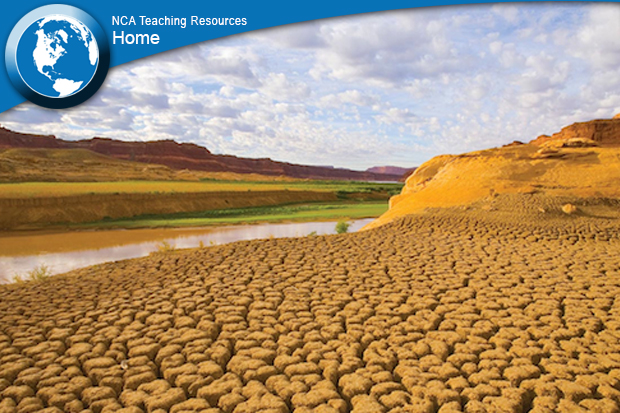 Return to National Climate Assessment (NCA) Teaching Resources Home