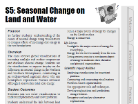 Seasonal Change on Land and Water | NOAA Climate.gov