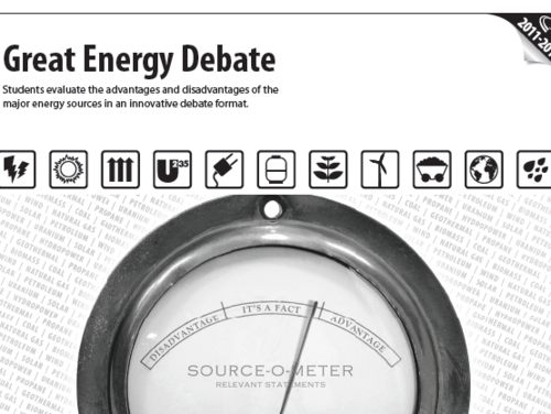 great energy debate noaa. Black Bedroom Furniture Sets. Home Design Ideas