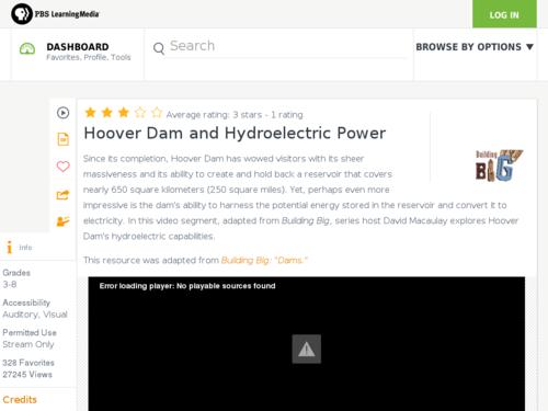 hoover dam advantages and disadvantages